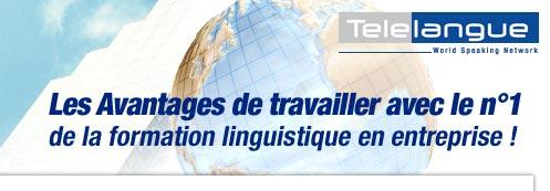 Les Avantages de travailler avec le n°1 de la formation linguistique en entreprise !